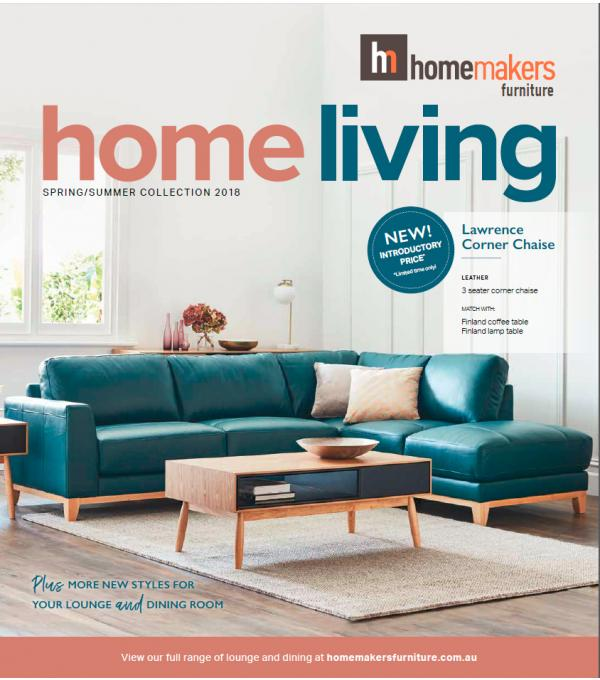 Catalogue Homemakers Furniture