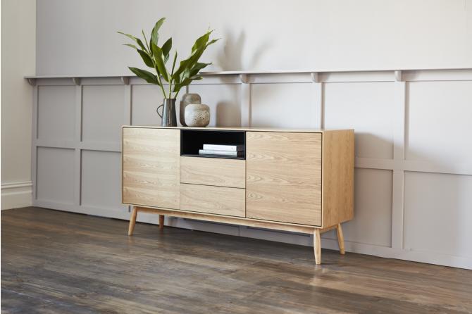 Finland Buffet Homemakers Furniture